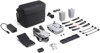DJIAir2S FlyMoreCombo - Drohnen, 3-Achsen-Gimbal mit Kamera, 5,4K Video, 1-Zoll CMOS-Sensor, Hindernisvermeidung in 4 Richtungen, 31-Min Flugzeit, 12km FHD Transmission (FCC), MasterShots, Grau