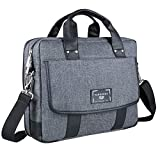 15.6 Inch Laptop Messenger Shoulder Bag Fit for Lenovo ThinkPad E580, E585, E590, E595, L580, L590, P1, P52, P52s, P53, P53s, T570, T580, T590, X1 Extreme, Yoga 720, 730, IdeaPad 130, 330, 330s