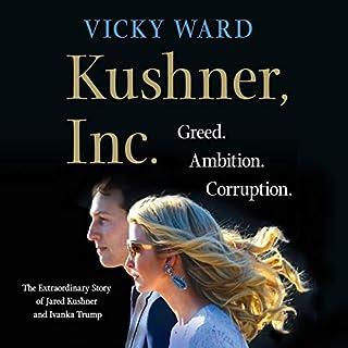 Kushner, Inc. audiobook cover art