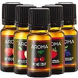 myAROMA - Set: Wald & Wiese - rein natürliches Aroma mit Obst- & Fruchtgeschmack (5x 10ml)