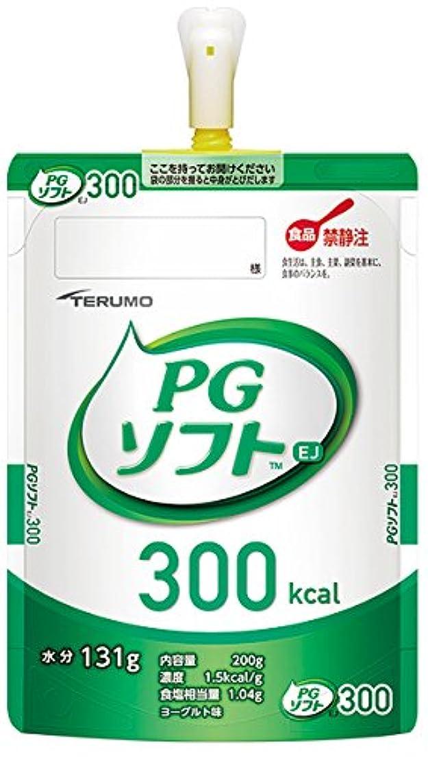 オーブン当社スローテルモ PGソフトEJ300 EJ容器 200g×24入 PE-15ES030