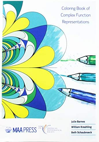 Coloring Book of Complex Function Representations product image
