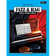 Jazz and Rag - Piano Duet vol. 2