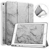 MoKo Étui Compatible avec iPad Pro 9.7, Étui Coque Protecteur en Cuir PU et...