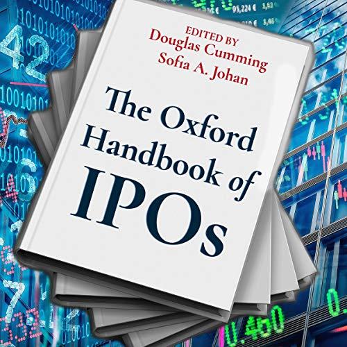 Page de couverture de The Oxford Handbook of IPOs