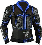 Kinder Motocross Rüstung Rücken Motorrad Schutz...