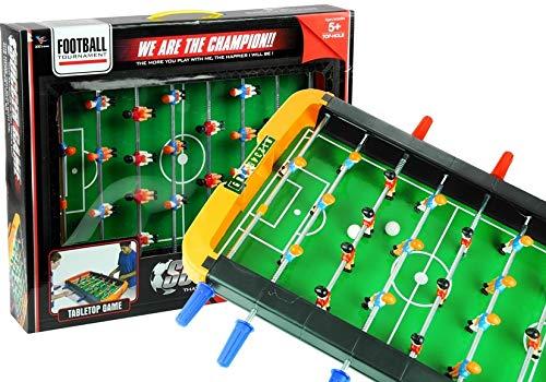 BSD Mesa de fútbol Mesa de fútbol Juego de Mesa de fútbol: Amazon.es: Juguetes y juegos