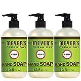 Mrs. Meyer´s Clean Day Hand Soap, Apple, 12.5 fl oz, 3 ct