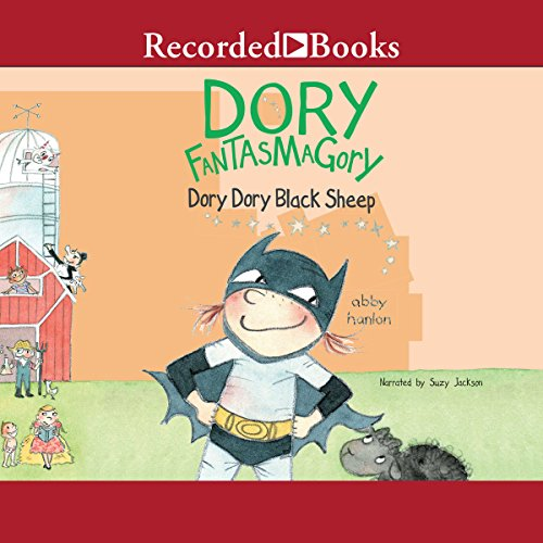 Dory Dory Black Sheep audiobook cover art