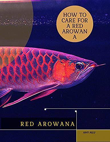 Red Arowana: How tо Care for а rеd Arowana (English Edition)