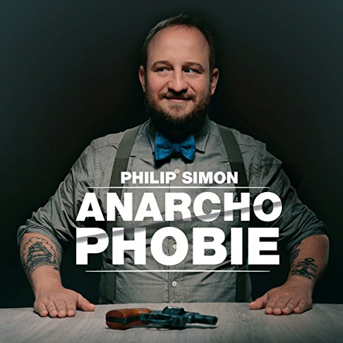 Anarchophobie audiobook cover art