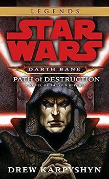 Mass Market Paperback Path of Destruction (Star Wars: Darth Bane, Book 1) Book