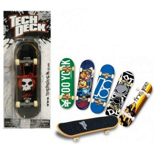 Bizak Tech Deck - 96Mm Checklane Asst 61929821