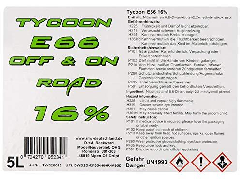 RC  kaufen  Bild 1: Tycoon Bio Fuel 25% OffRoad # 5 Liter*