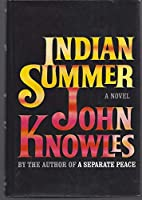 Indian Summer 0394430476 Book Cover