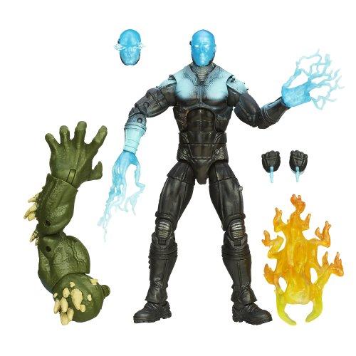 Marvel The Amazing Spider-Man 2 Figurine Electro de Marvel Legends Infinite Series 15,2 cm