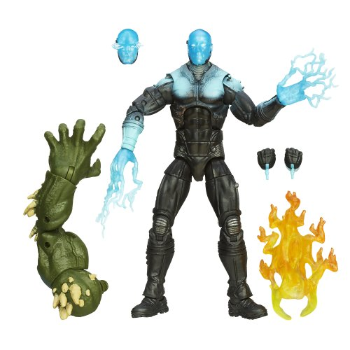 Marvel The Amazing Spider-Man 2 Marvel Legends Infinite Series Figurine Electro Marvel 15,2 cm