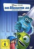 Die Monster AG, 1 DVD