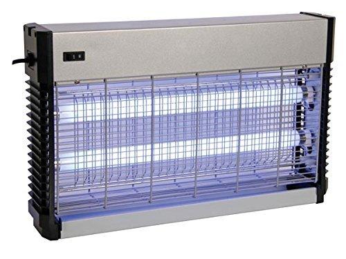 UNITEC 41053 Elektrischer - Fluginsektenvernichter UV-Lampe, 2x8 W