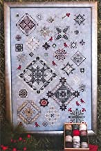Winter Quakers Cross Stitch Chart and Free Embellishment
