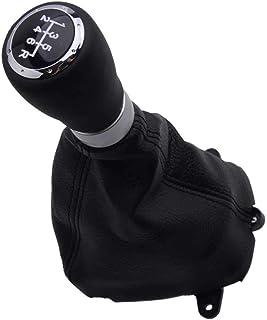 NIUASH 6 Speed Car Gear Shift Knob Shifter Handball,Fit for Honda Accord VIII 8 MK8 2008-2014