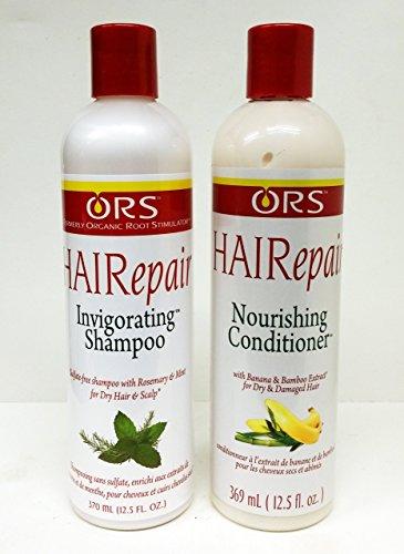 Organic Root Stimulator HAIRepair Nourishing Shampoo & Conditioner Set
