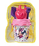 Minnie Mouse- Mochila de Playa Completa (Smoby 863039)
