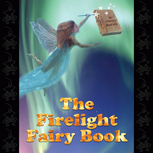 The Firelight Fairy Book  audiobook cover art