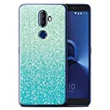 Stuff4 Phone Case for Alcatel 3V 2018 Glitter Pattern