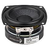 "Dayton Audio PC68-8 2-1/2"" Full-Range Poly Cone Driver 8 Ohm"