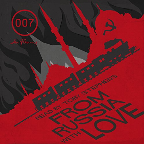 From Russia with Love audiobook cover art