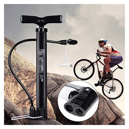liutao Bomba De Bicicleta Bomba de Bicicleta portátil 120 PSI Presión de Alta presión Ciclismo Inflador de pie BICIPA DE Mano DE Mano DE Motorycle COVINO DE LA Mano Ciclismo Accesorios