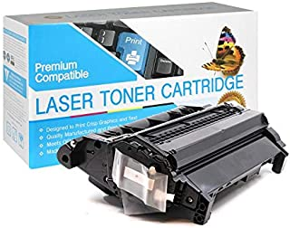 SuppliesOutlet Compatible Toner Cartridge Replacement for HP 90A (CE390A) (Black,1 Pack)