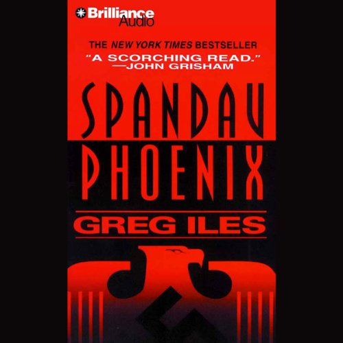 Spandau Phoenix audiobook cover art
