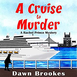 A Cruise to Murder audiobook cover art