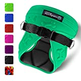 metric usa / Comfort Fit Pets Soft Padded Interior & Exterior Puppy Harness Easy to Put on & Take Off No Pull Small Dog Harness Vest Ensures Your Dog is Snug & Comfortable