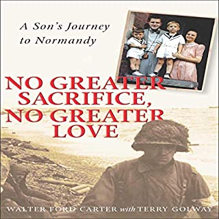 No Greater Sacrifice, No Greater Love audiobook cover art