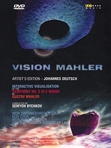 Mahler, Gustav - Symphonie Nr. 2 c-Moll Auferstehungs-Symphonie (NTSC / + 2CDs) [3 DVDs]