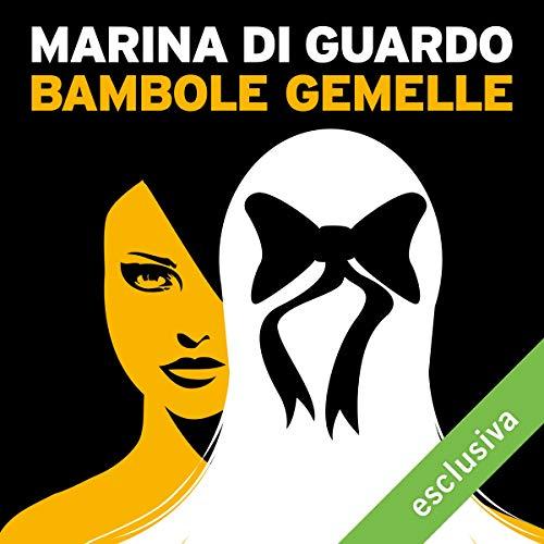 Bambole gemelle audiobook cover art