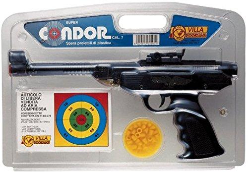 Villa Giocatolli 2501 Pistola Condor Spara Gommini Morbidi