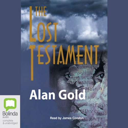 The Lost Testament audiobook cover art