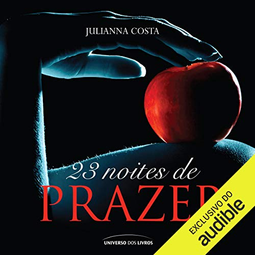 Couverture de 23 noites de prazer [23 Nights of Pleasure]