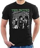 The Smiths - Camiseta para hombre, color negro