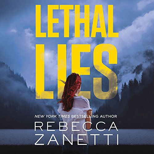 Lethal Lies audiobook cover art