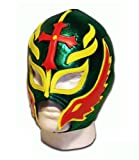 LUCHADORA Fils du Diable Masque Catch Mexicain Adulte Lucha v.j.r.