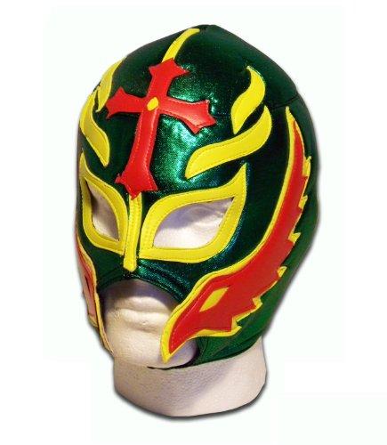 LUCHADORA  Maschera da Lottatore Messicano Figlio del Diavolo Libero Lucha Libre Wrestling Taglia Adulto