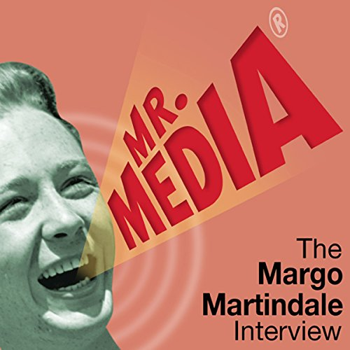 Mr. Media: The Margo Martindale Interview audiobook cover art