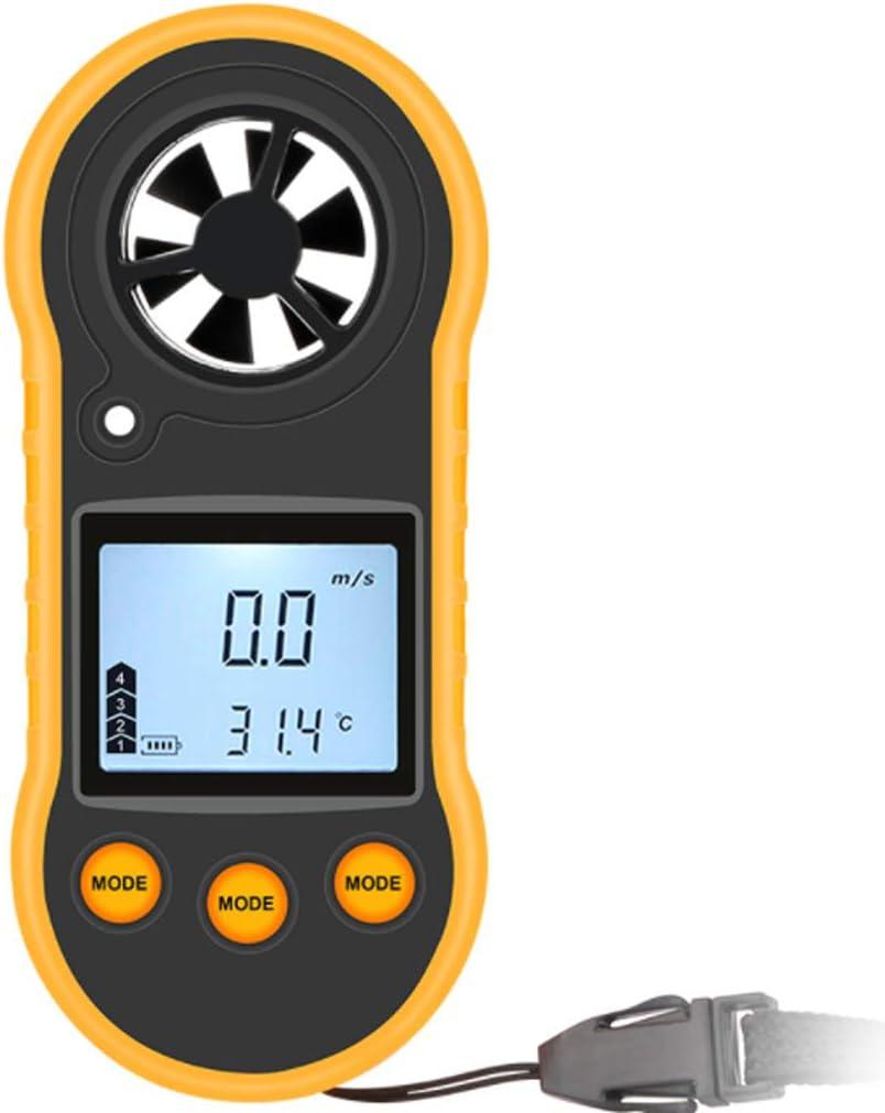 Digital trend Cheap sale rank Anemometer Wind LCD Speed