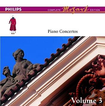 Mozart: The Piano Concertos, Vol.3