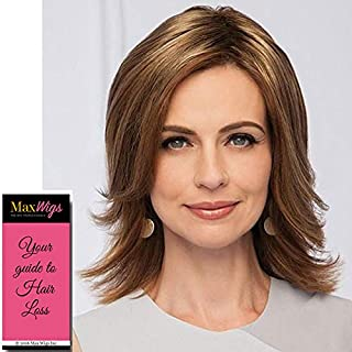 Top Pefect Hair Topper Color GL18-23 TOASTED PECAN - Gabor Wigs 10